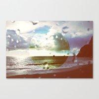 Big Sur Horizons Canvas Print