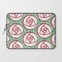 Roses & Thorns Laptop Sleeve