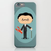 iPhone & iPod Case featuring Salvador Dalí by Sombras Blancas Art & Design