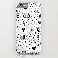 iPhone & iPod Case featuring X.O.X. by Nikola Nupra