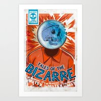 Tales Of The Bizarre Art Print