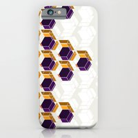 iPhone & iPod Case featuring Crystals by AJJ ▲ Angela Jane Johnston