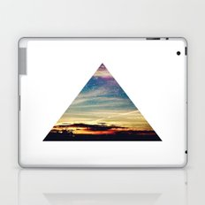 roadtrip triangle Laptop & iPad Skin