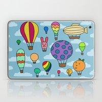 Happy Hot Air Balloons Laptop & iPad Skin