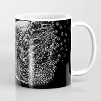 Beneath the Waves the Sea Turtle Swims Mug