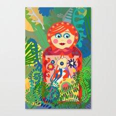 Folly Age Canvas Print