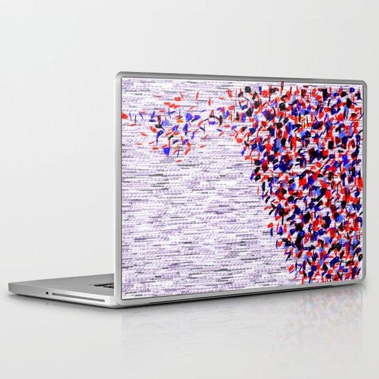 Attack Laptop & iPad Skin