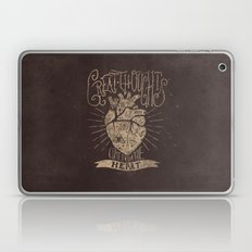 Great Thoughts  Laptop & iPad Skin