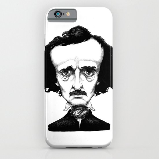 Perched, and sat, and nothing more iPhone & iPod Case