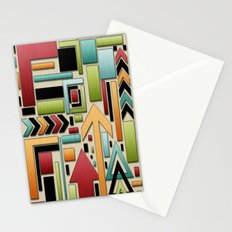 Retro Junk. Stationery Cards