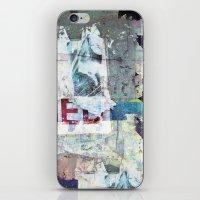 Collide 7 iPhone & iPod Skin