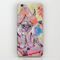 O Hey iPhone & iPod Skin