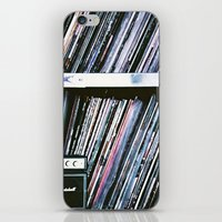 Vinyl Baby iPhone & iPod Skin