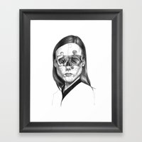 What Part Of Me Don´t Y… Framed Art Print
