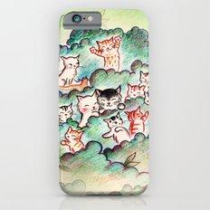 Cats Tree Family iPhone 6 Slim Case