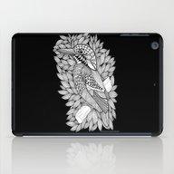 Zentangle Halcyon Black … iPad Case