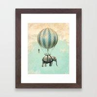 Jumbo Framed Art Print