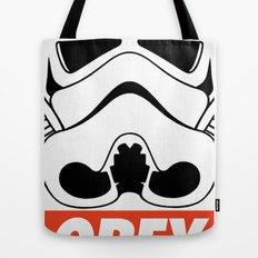 OBEY Storm Trooper  Tote Bag