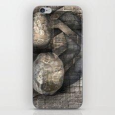 Walls the Same iPhone & iPod Skin