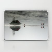 Dogs & Fog Laptop & iPad Skin