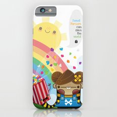 PopCorn can save the world Slim Case iPhone 6s