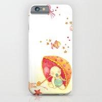 Baby beach iPhone 6 Slim Case