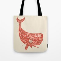 'How The Whale Got His T… Tote Bag