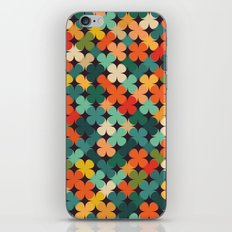 Lucky Clover iPhone & iPod Skin