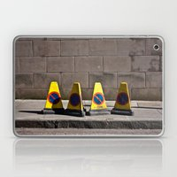 Stop unless I say so! Laptop & iPad Skin