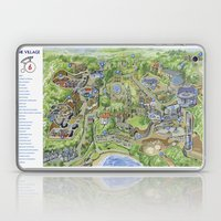 The Prisoner: The Village Portmeirion Laptop & iPad Skin