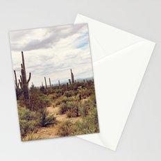 Under Arizona Skies Stationery Cards