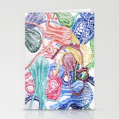 Crinoids  Stationery Cards