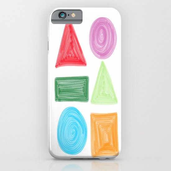shapes iPhone & iPod Case