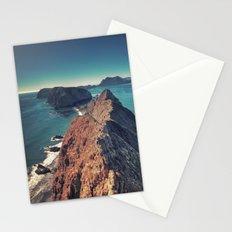 Inspiration Point, Anacapa  Stationery Cards