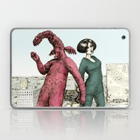 Dancing on the roof Laptop & iPad Skin