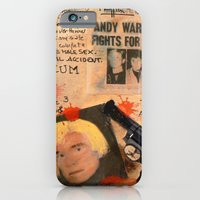 iPhone & iPod Case featuring KILL ANDY by Luca Piccini