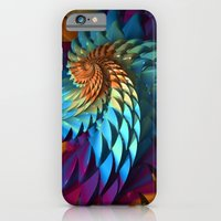 iPhone & iPod Case featuring Dragon Skin by ArtPrints