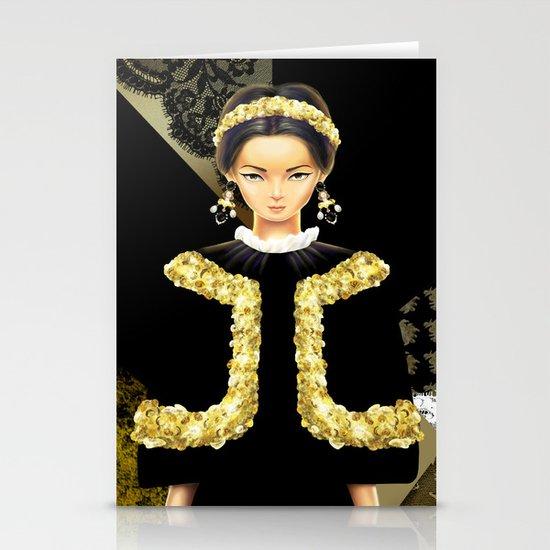 Dolce & Gabbana FW12 Stationery Card
