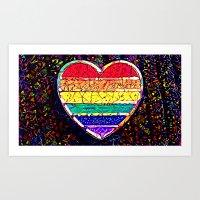 Pride 2016 Art Print