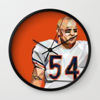 Geometric Urlacher Wall Clock