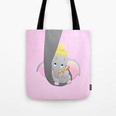 Pink Nursery.. Baby Mine Tote Bag
