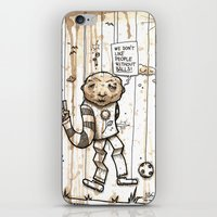 We Don't Like People Wit… iPhone & iPod Skin