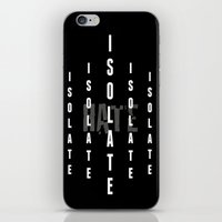 Isolate iPhone & iPod Skin
