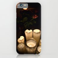 melting candles iPhone 6 Slim Case