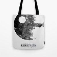 Star Wars - Return Of Th… Tote Bag