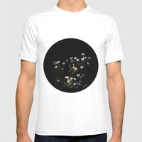 Asters Mens Fitted Tee White SMALL