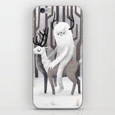 Winter Snow iPhone & iPod Skin