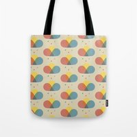 Never Stop Chasing Rainbows Tote Bag
