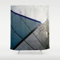 Aviation Shower Curtain