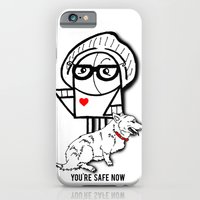 You're Safe Now iPhone 6 Slim Case
